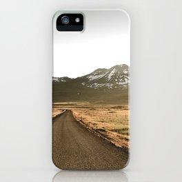 Iceland Landscape iPhone Case