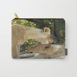 Lioness Pride Carry-All Pouch