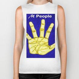 M People Biker Tank