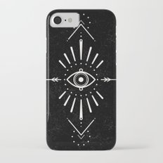 Evil Eye Monochrome Slim Case iPhone 7