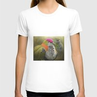 aperture T-shirts featuring Superb Fruit Dove by Pauline Fowler ( Polly470 )