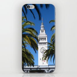 San Francisco Ferry Building iPhone Skin