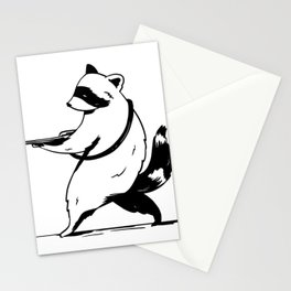 Waschbaer Stationery Cards