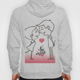 Valentines Day Special Love Couple Hoody