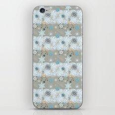 Lace & Flake iPhone & iPod Skin