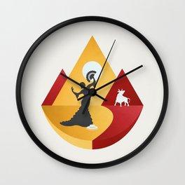 España Wall Clock