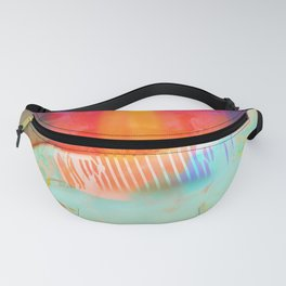 Volcanic Eruption II Fanny Pack