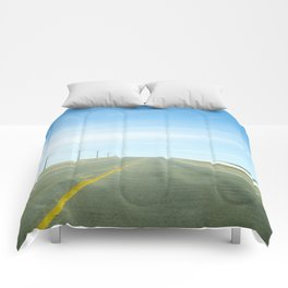 Wide open... #2 Comforters