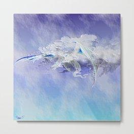 Sky Dragon Metal Print
