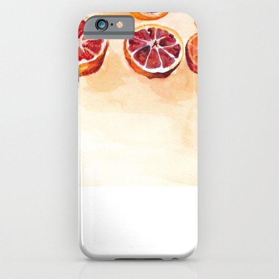 Oranges iPhone & iPod Case