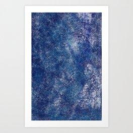 I Dieci Mondi (5.Umanità) Art Print