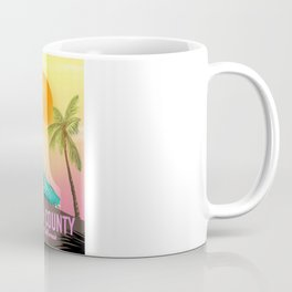 orange county California USA Coffee Mug