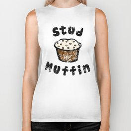 Stud Muffin Biker Tank