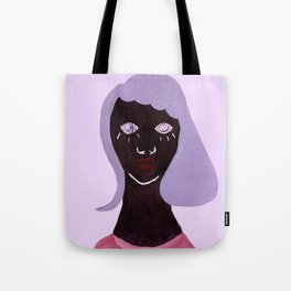 Beguiling Betty Tote Bag