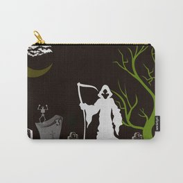 Grim Reaper Cemetary Carry-All Pouch