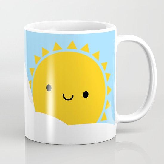 Happy Sun 2017 Calendar Mug