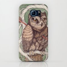 Wisdom Wounded by Folly Slim Case Galaxy S6