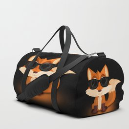 Cool Fox Duffle Bag