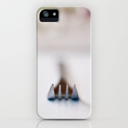 cold steel I iPhone Case