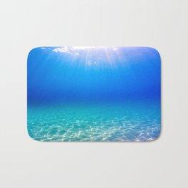 One Deep Breath Bath Mat