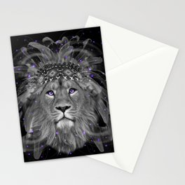 Don't Define Your World (Chief of Dreams: Lion) Tribe Series Stationery Cards