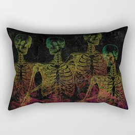 Off this Mortal Coil Rectangular Pillow