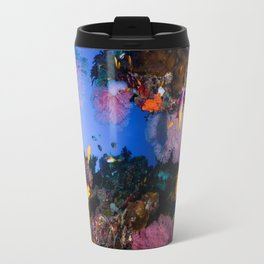 Tropical Fish Great Barrier Reef Coral Sea Travel Mug