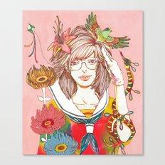 Nirvana Canvas Print