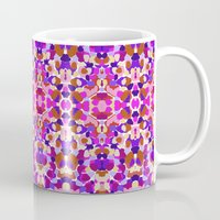 psychedelic Mugs featuring Psychedelic by Isabella Salamone