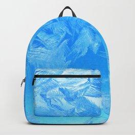 Frosty Blue Backpack