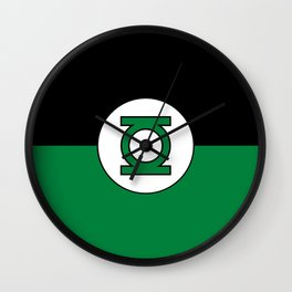 Green Lantern - Superhero Wall Clock