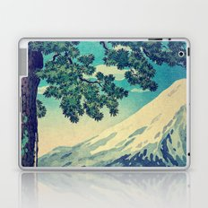 After the Snows in Sekihara Laptop & iPad Skin