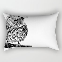 Prairie Warbler Rectangular Pillow