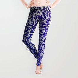 Purple ombre zest Leggings