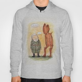 A Long Conversation Hoody