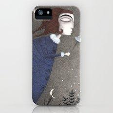 Winter Twilight Slim Case iPhone SE
