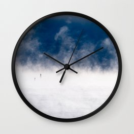 -20 degrees Celsius Wall Clock