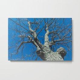 Treeloutte #2 Metal Print