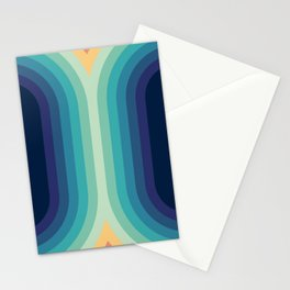 Retro Smooth 001 Stationery Cards