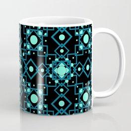 Geometric Constellations Coffee Mug