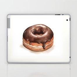 Chocolate Glazed Donut Laptop & iPad Skin