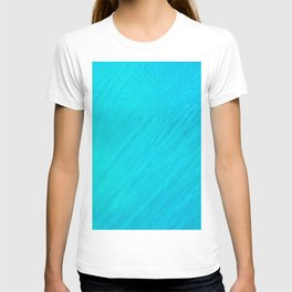 Turquoise Marble River T-shirt