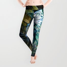 Abalone Butterfly Leggings