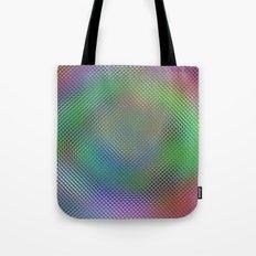 Color Crystals Tote Bag