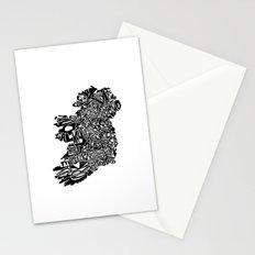 Typographic Ireland Stationery Cards