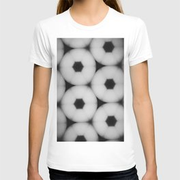Abstract fruit section T-shirt