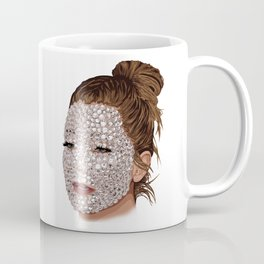 Rhinestones are life Coffee Mug