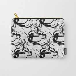 Java Love 2B by Kathy Morton Stanion Carry-All Pouch
