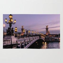 Nights in Paris Rug