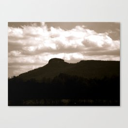 Pilot Mountain, NC Canvas Print